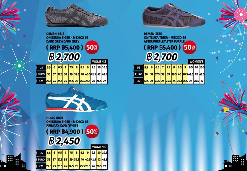 Promotion Onitsuka Tiger New Year Sale up to 50 Sam s Sports P5