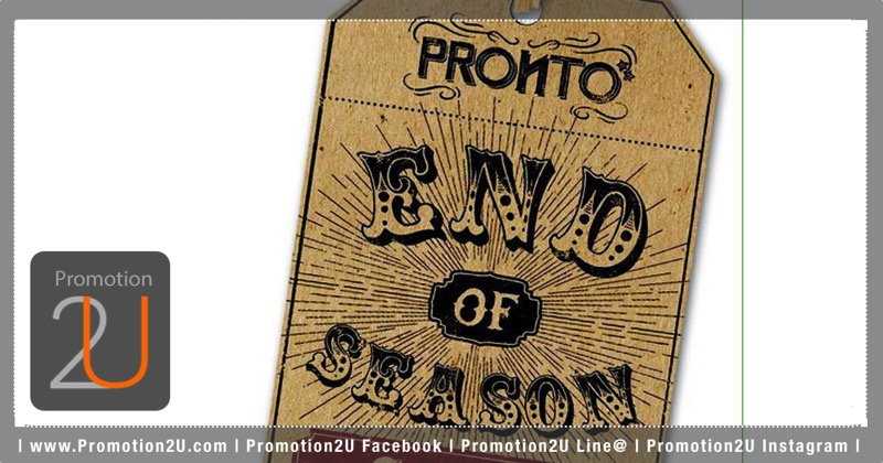 Promotion PRONTO End Of Season Sale up to 70% Off