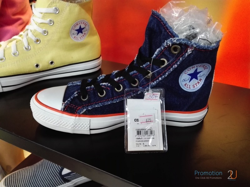 Promotion Converse Sale 50 at sportdome P06