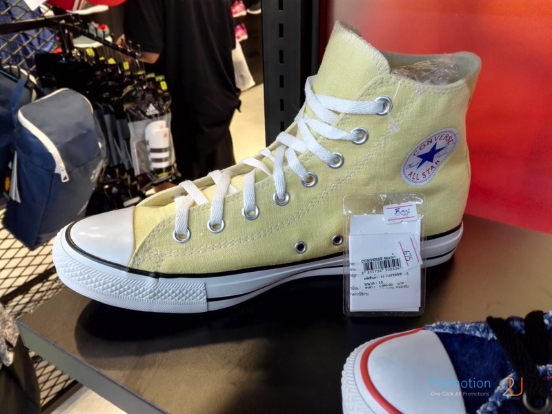 Promotion Converse Sale 50 at sportdome P07