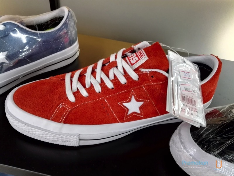 Promotion Converse Sale 50 at sportdome P11