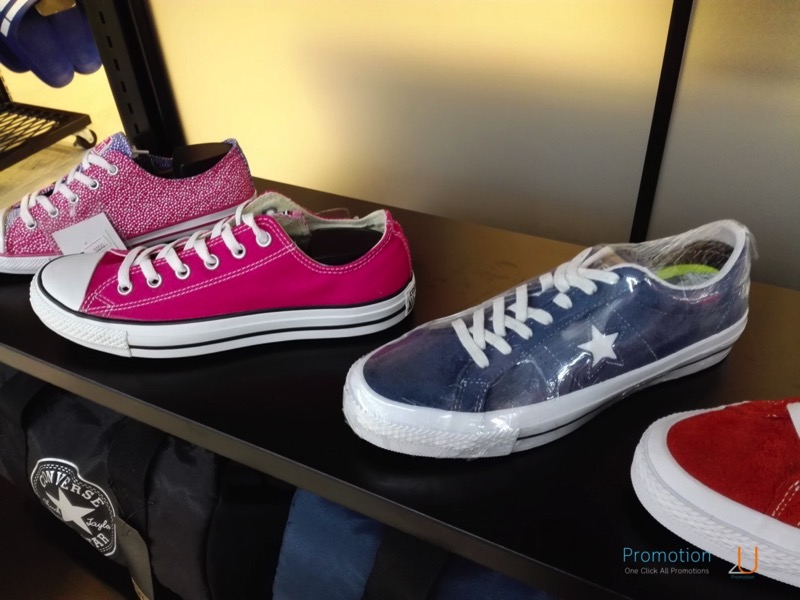 Promotion Converse Sale 50 at sportdome P12