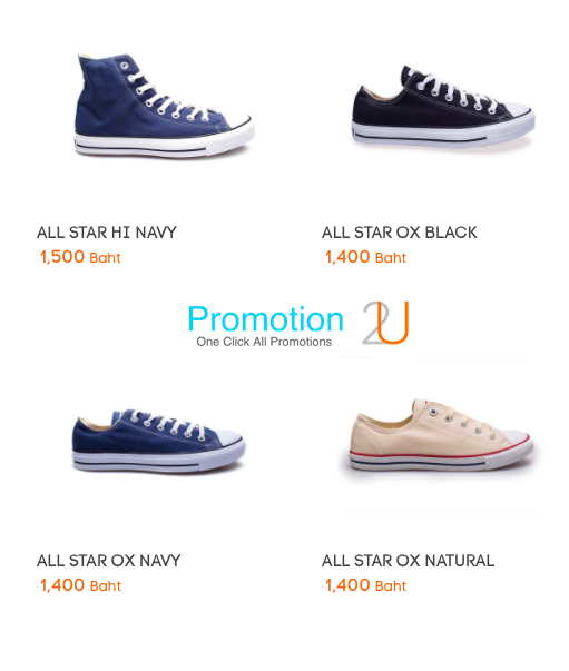 Promotion Converse Sale 50 at sportdome P15