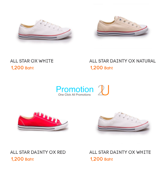 Promotion Converse Sale 50 at sportdome P16