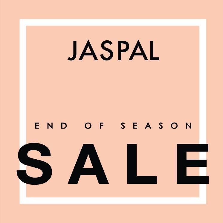โปรโมชั่น JASPAL End Of Season Sale ลดสูงสุด 50% (มค.60)