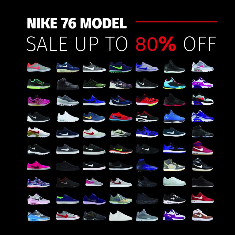 Promotion Sam s Sports NIKE Sale Outlet Thailand with up to 80 Off P02