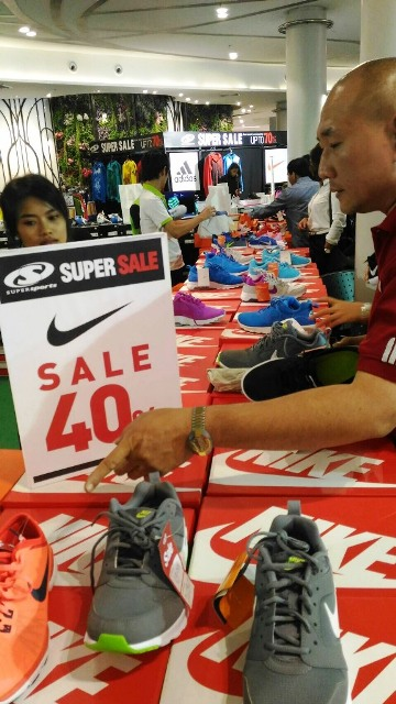Promotion Supersports Super Sale up to 70 Off  Feb 2017 P15