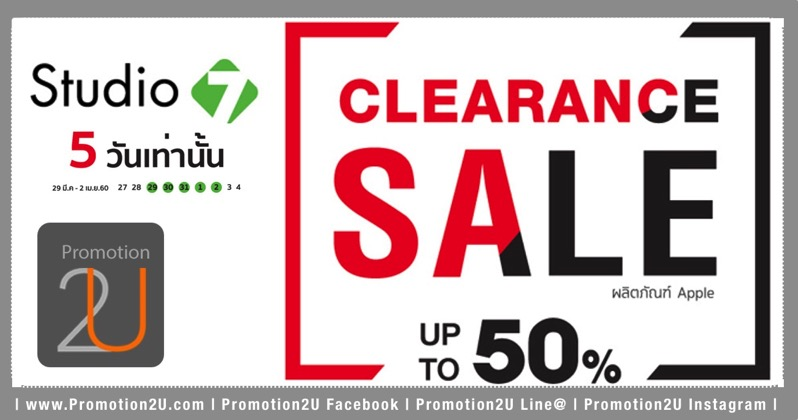 Promotion Studio7 Clearance Sale up to 50 Off  Central Eastville