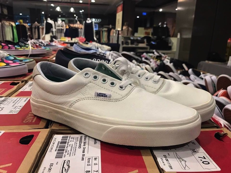 Promotion VANS Sale up to 50 Off at Central Ladprao  Mar 2017 P09