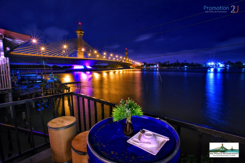 Promotion2U Eating Guide De Ponte Riverfront Thai & International Cuisine P04