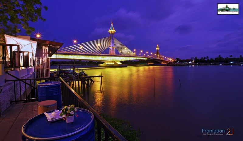 Promotion2U Eating Guide De Ponte Riverfront Thai & International Cuisine P06