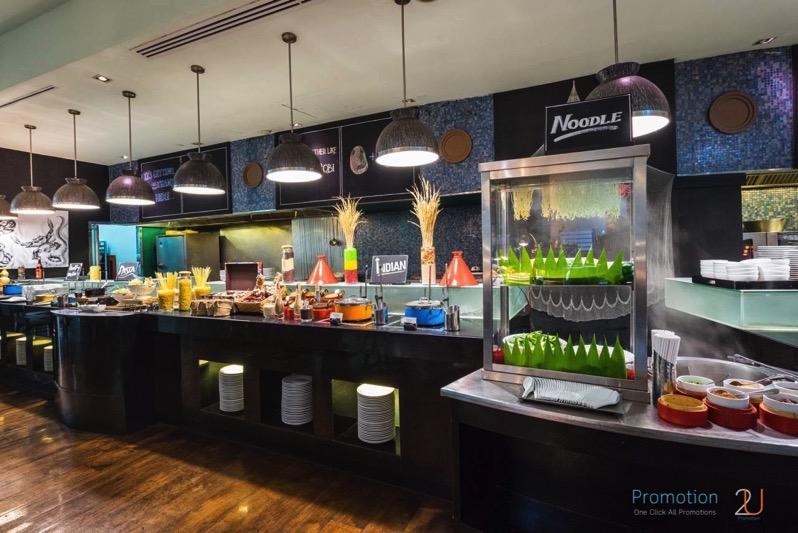 Review promotion Buffet Seafood Sensation Altelier at Pullman Grande Sukhumvit p10