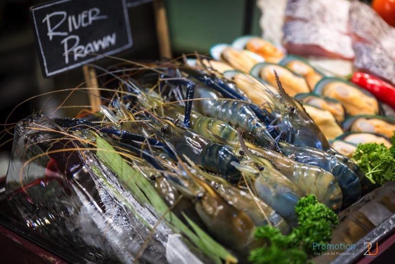 Review promotion Buffet Seafood Sensation Altelier at Pullman Grande Sukhumvit p102