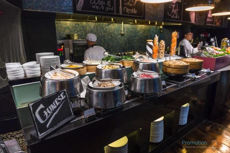 Review promotion Buffet Seafood Sensation Altelier at Pullman Grande Sukhumvit p104