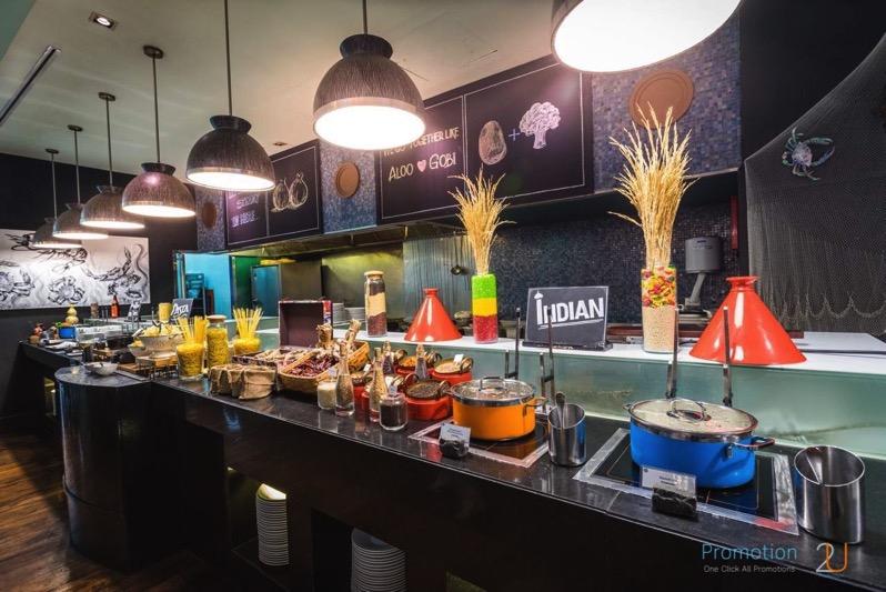 Review promotion Buffet Seafood Sensation Altelier at Pullman Grande Sukhumvit p11