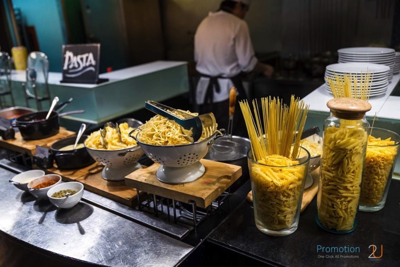 Review promotion Buffet Seafood Sensation Altelier at Pullman Grande Sukhumvit p110