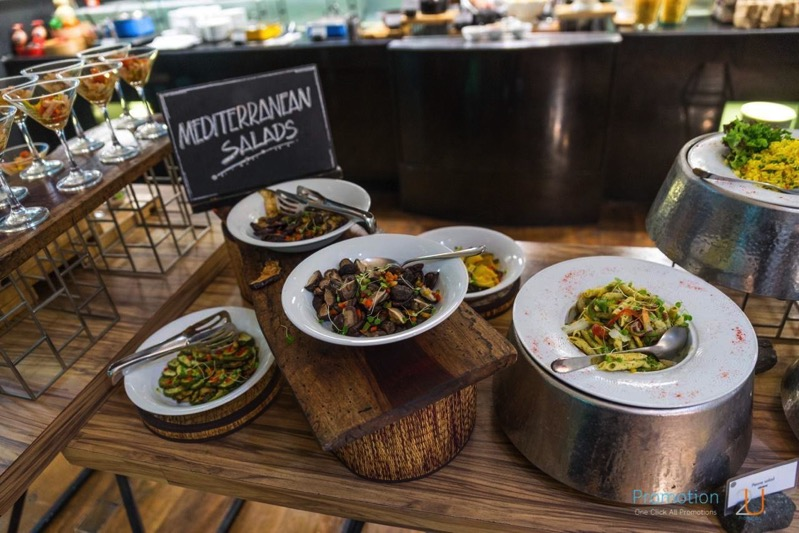 Review promotion Buffet Seafood Sensation Altelier at Pullman Grande Sukhumvit p122