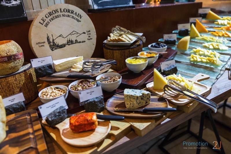 Review promotion Buffet Seafood Sensation Altelier at Pullman Grande Sukhumvit p126