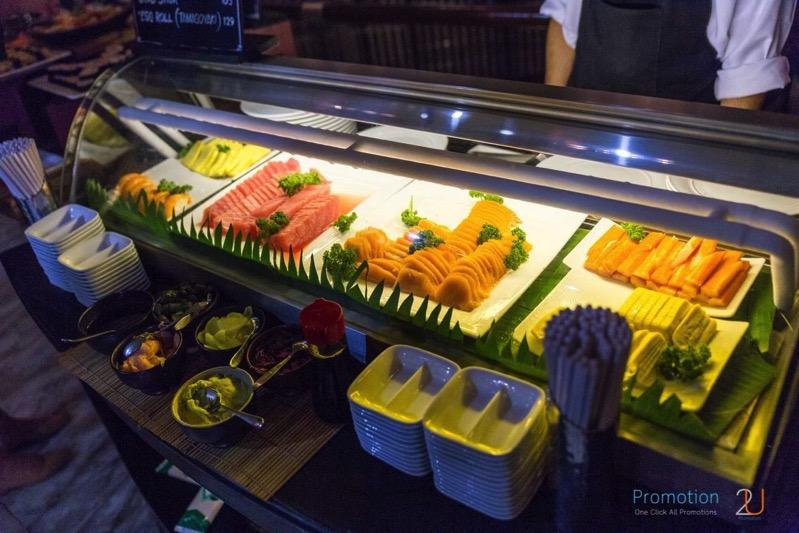 Review promotion Buffet Seafood Sensation Altelier at Pullman Grande Sukhumvit p129