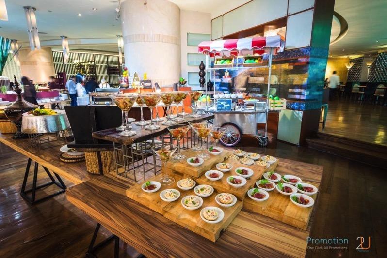 Review promotion Buffet Seafood Sensation Altelier at Pullman Grande Sukhumvit p13