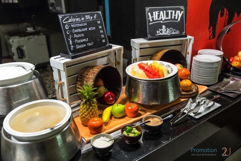Review promotion Buffet Seafood Sensation Altelier at Pullman Grande Sukhumvit p130