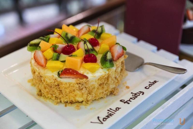 Review promotion Buffet Seafood Sensation Altelier at Pullman Grande Sukhumvit p135