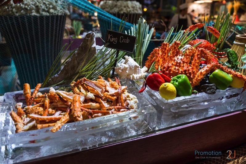 Review promotion Buffet Seafood Sensation Altelier at Pullman Grande Sukhumvit p137