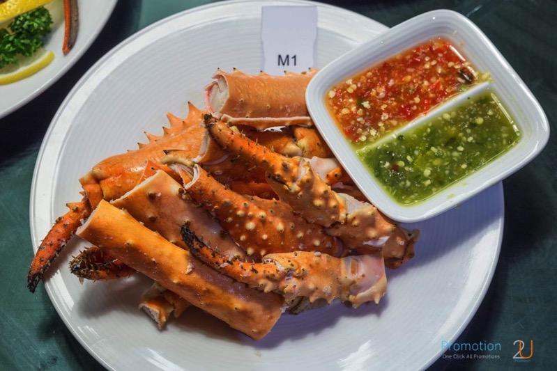 Review promotion Buffet Seafood Sensation Altelier at Pullman Grande Sukhumvit p145