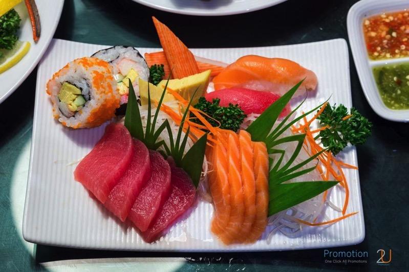 Review promotion Buffet Seafood Sensation Altelier at Pullman Grande Sukhumvit p148