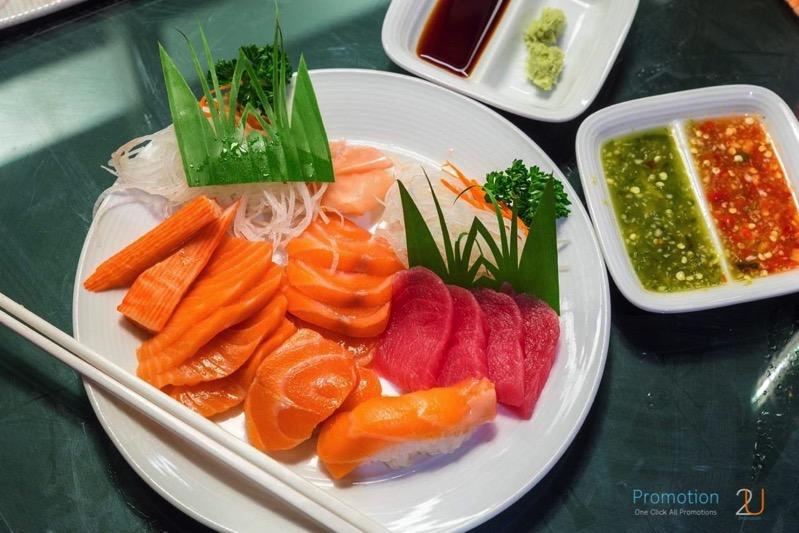 Review promotion Buffet Seafood Sensation Altelier at Pullman Grande Sukhumvit p149