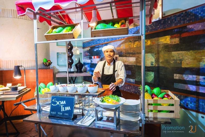 Review promotion Buffet Seafood Sensation Altelier at Pullman Grande Sukhumvit p15