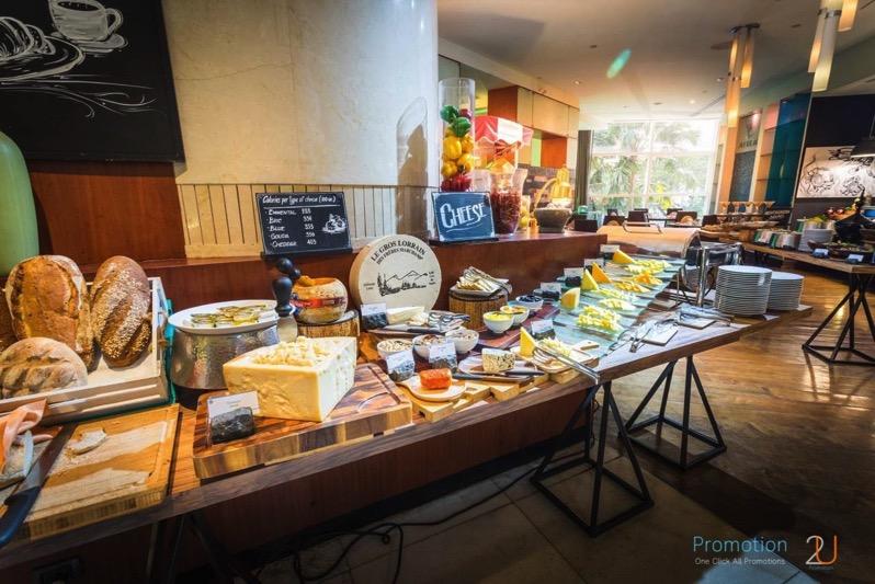 Review promotion Buffet Seafood Sensation Altelier at Pullman Grande Sukhumvit p19