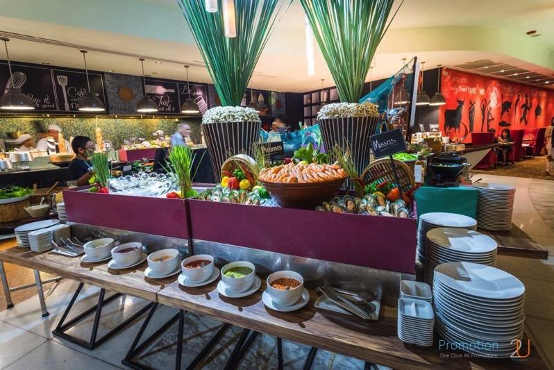 Review promotion Buffet Seafood Sensation Altelier at Pullman Grande Sukhumvit p21