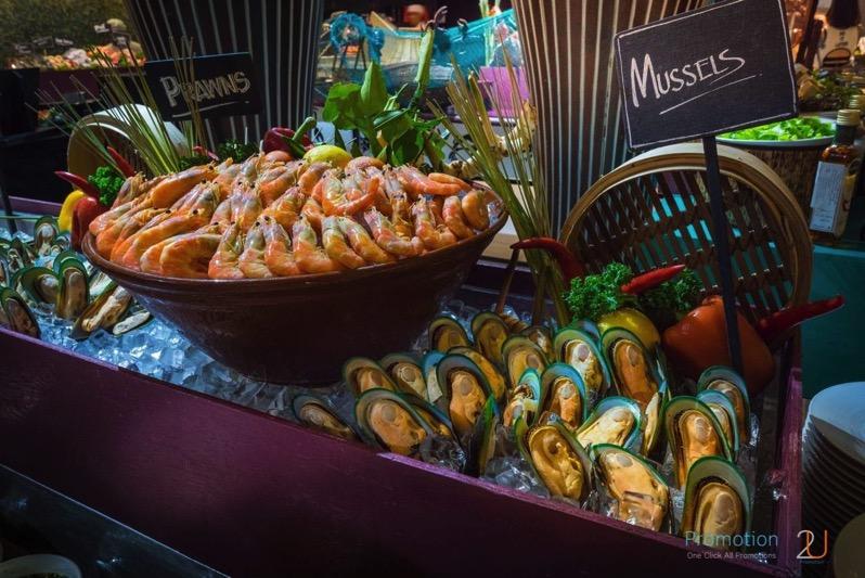 Review promotion Buffet Seafood Sensation Altelier at Pullman Grande Sukhumvit p22