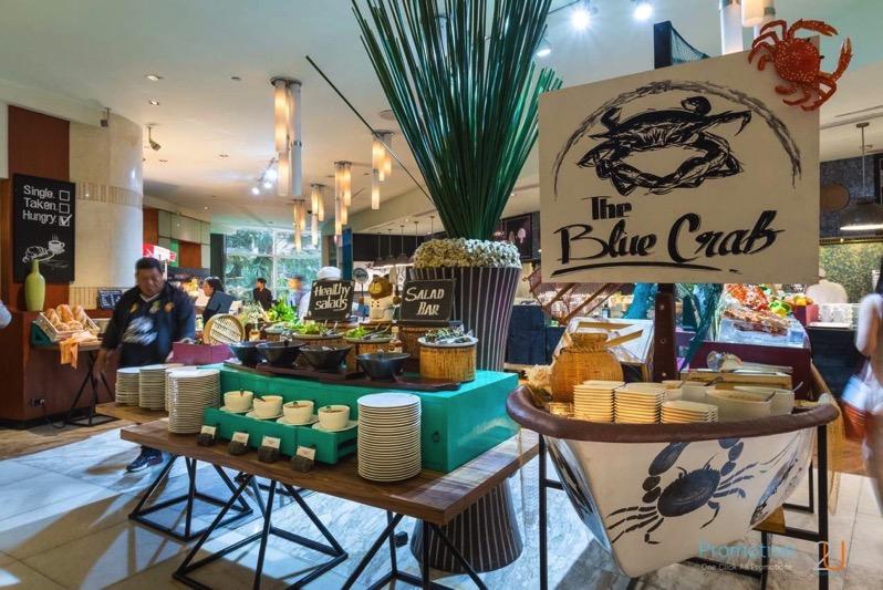 Review promotion Buffet Seafood Sensation Altelier at Pullman Grande Sukhumvit p26