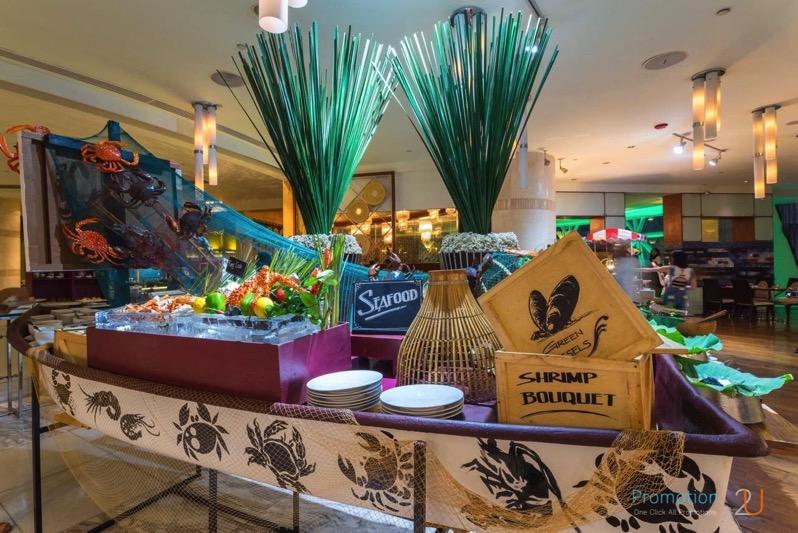 Review promotion Buffet Seafood Sensation Altelier at Pullman Grande Sukhumvit p31