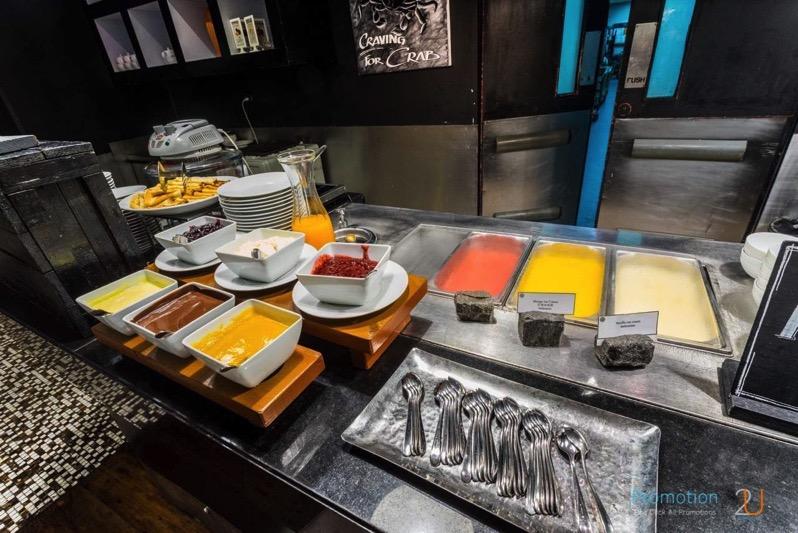 Review promotion Buffet Seafood Sensation Altelier at Pullman Grande Sukhumvit p32