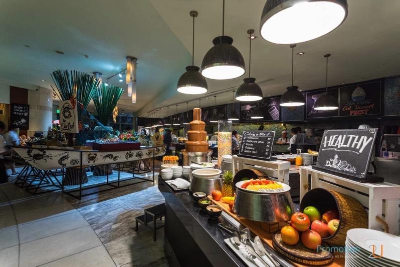 Review promotion Buffet Seafood Sensation Altelier at Pullman Grande Sukhumvit p34