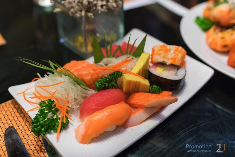 Review promotion Buffet Seafood Sensation Altelier at Pullman Grande Sukhumvit p43
