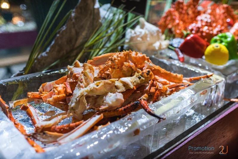 Review promotion Buffet Seafood Sensation Altelier at Pullman Grande Sukhumvit p45