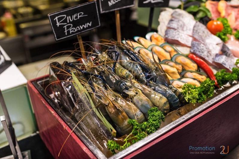 Review promotion Buffet Seafood Sensation Altelier at Pullman Grande Sukhumvit p50