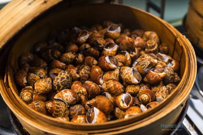 Review promotion Buffet Seafood Sensation Altelier at Pullman Grande Sukhumvit p53