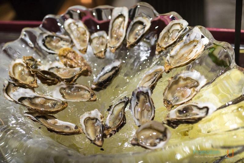 Review promotion Buffet Seafood Sensation Altelier at Pullman Grande Sukhumvit p65