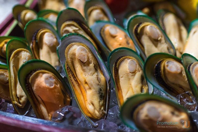 Review promotion Buffet Seafood Sensation Altelier at Pullman Grande Sukhumvit p67