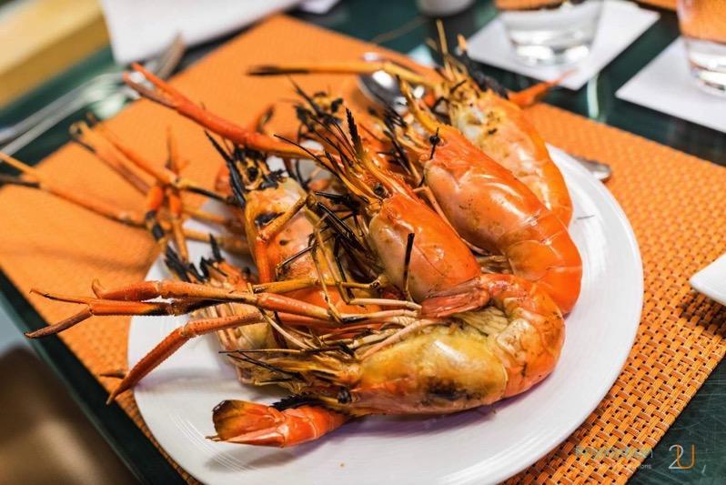 Review promotion Buffet Seafood Sensation Altelier at Pullman Grande Sukhumvit p73