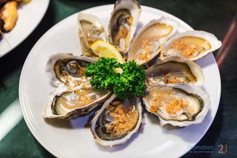 Review promotion Buffet Seafood Sensation Altelier at Pullman Grande Sukhumvit p74