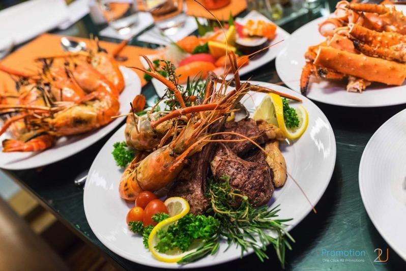 Review promotion Buffet Seafood Sensation Altelier at Pullman Grande Sukhumvit p75