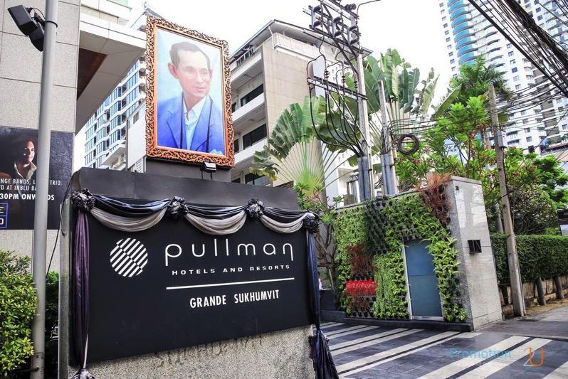 Review promotion Buffet Seafood Sensation Altelier at Pullman Grande Sukhumvit p86