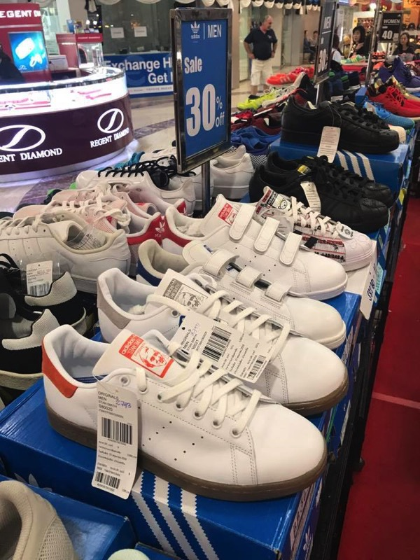 Promotion Adidas and Puma Sale up to 50 Off at MBK Center P01