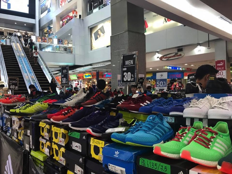 Promotion Adidas and Puma Sale up to 50 Off at MBK Center P04